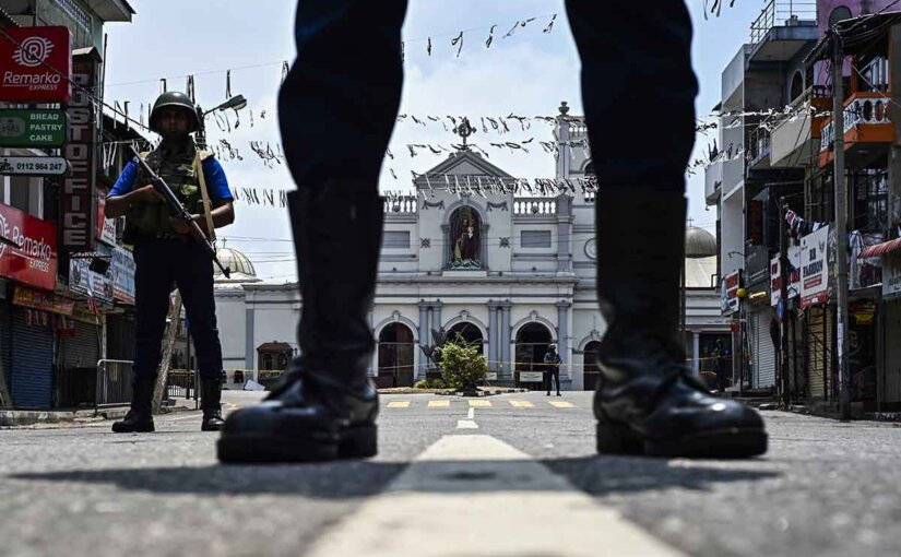Почему сообщениям о подготовке терактов на Шри-Ланке никто не поверил