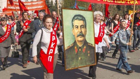 Уровень одобрения Сталина в России установил исторический рекорд