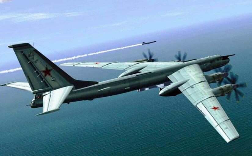 ВКС получили два модернизированных ракетоносца Ту-95МС