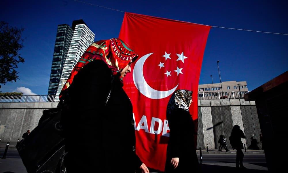 Выборы Турция