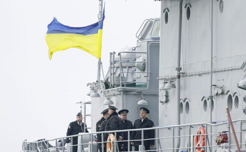 Вооружённые силы Украины начали осваивать абордажный захват судов