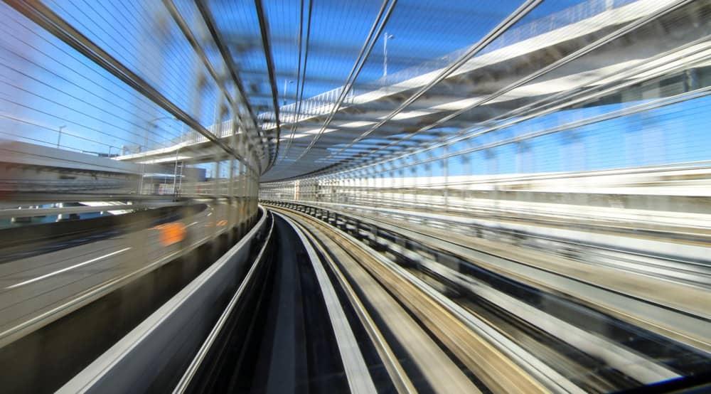 ВСМ высокоскоростная магистраль железная дорога