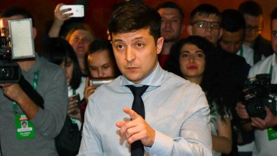 Дебаты на Украине начались без Зеленского
