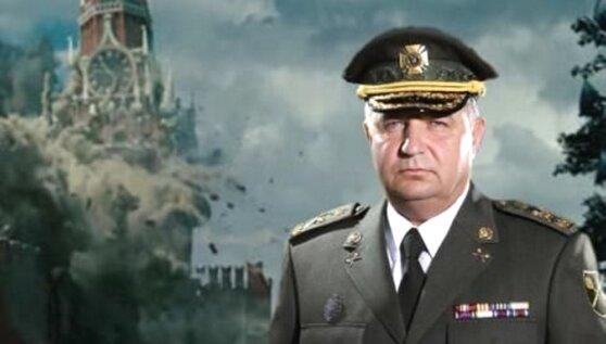 Министр обороны Украины показал свое фото на фоне «взорванного» Кремля
