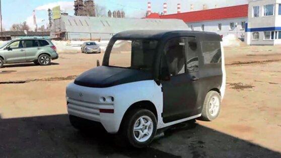 Раскрыта стоимость нового российского электромобиля Zetta