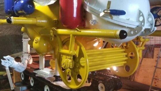 Первый советский морской робот будет выставлен в музее батискафов в Кронштадте