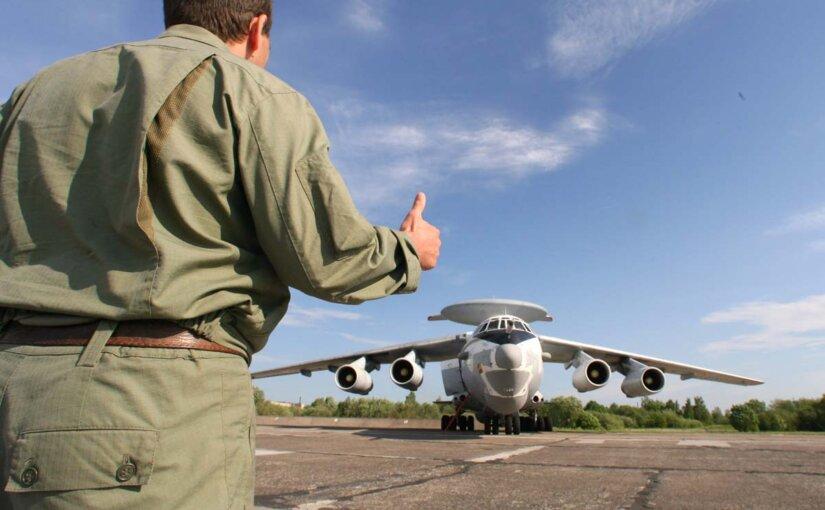 В среднем классе: ВКС России получат новый «летающий радар»