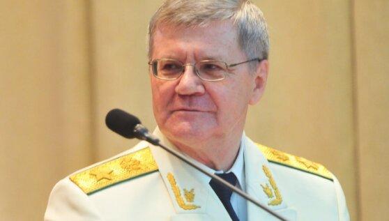 Юрию Чайке предложили должность полпреда президента в СКФО