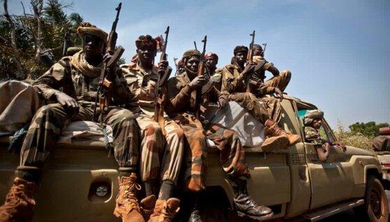 Кремль отправит в Центральноафриканскую республику вторую партию оружия