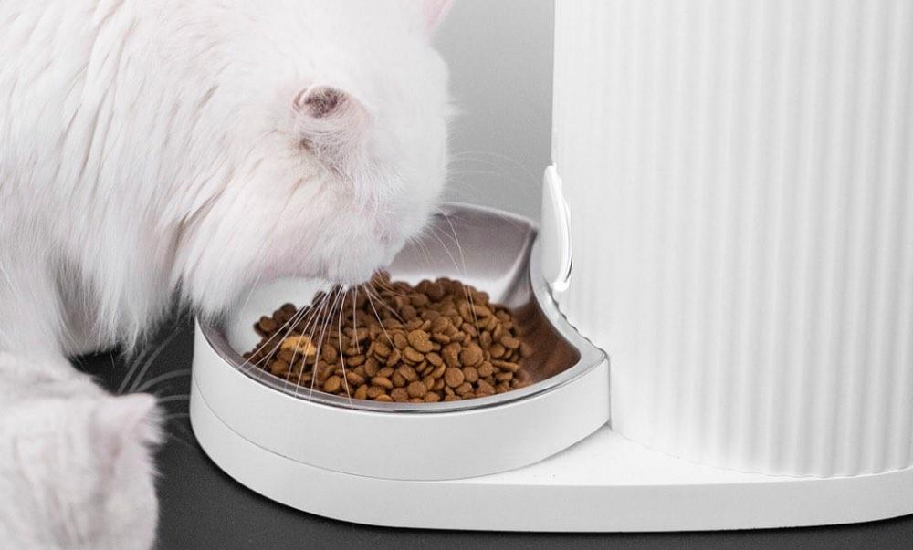 """Умная"" кормушка для кошек Furrytail Pet Smart Feeder"