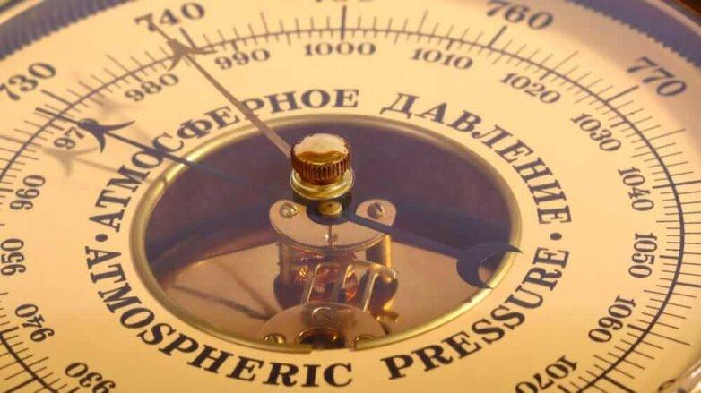 Барометр, атмосферное давление