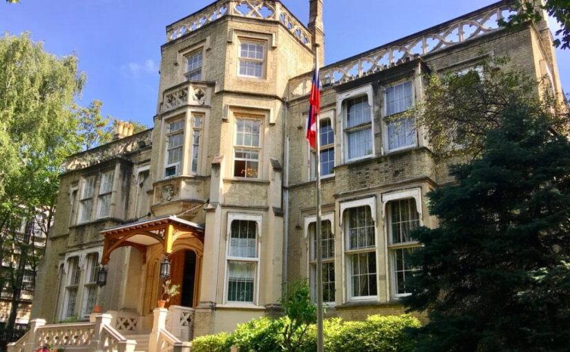 Посольство РФ направило очередную ноту в МИД Великобритании по делу в Солсбери