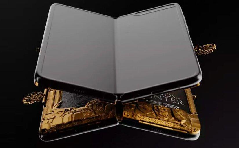 В России создали дизайн смартфона по мотивам «Игры престолов»