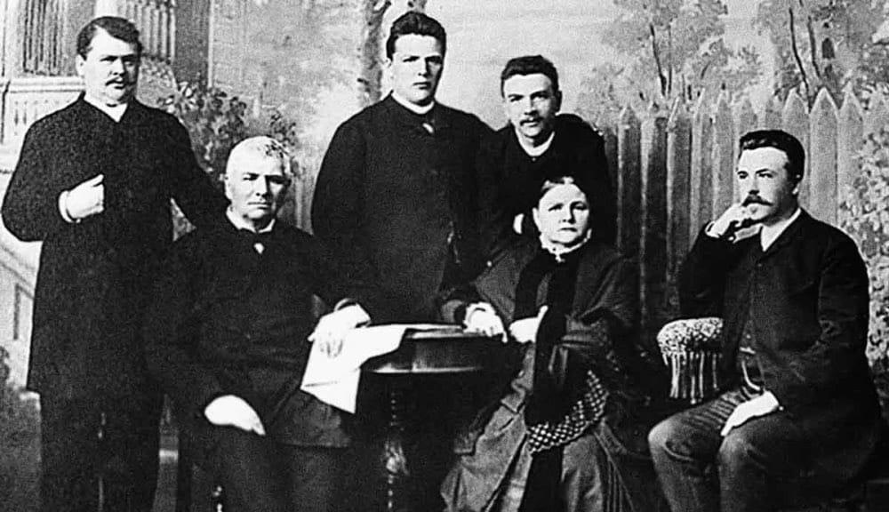 Бахрушины – династия московских предпринимателей и благотворителей