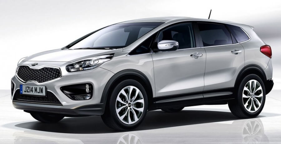 Photos Of The New Off-road Hatchback Kia XCeed Leaked To