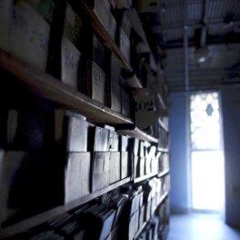 Ленинская библиотека, архивы