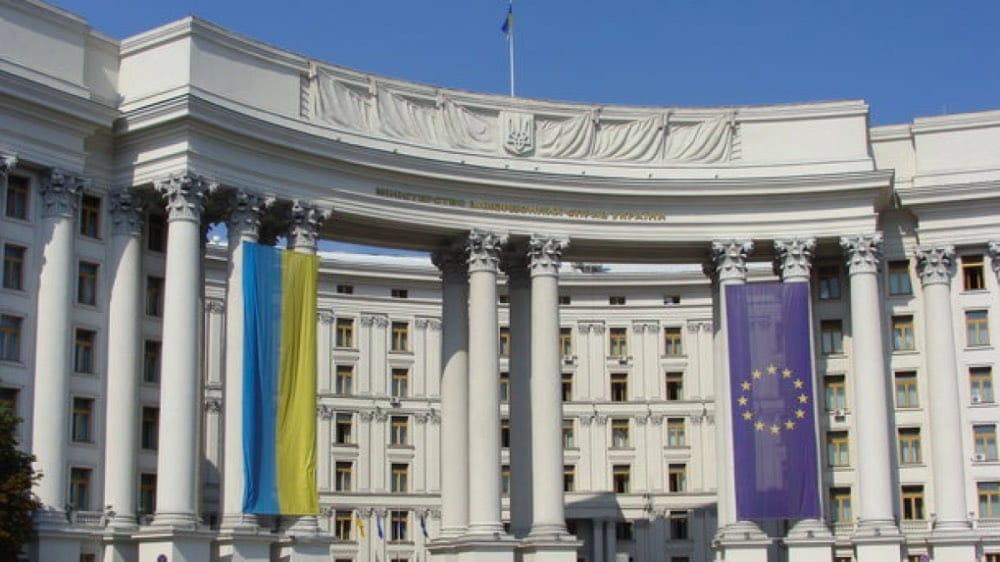 Украина выразила протест России из-за отправки детского питания в Донбасс