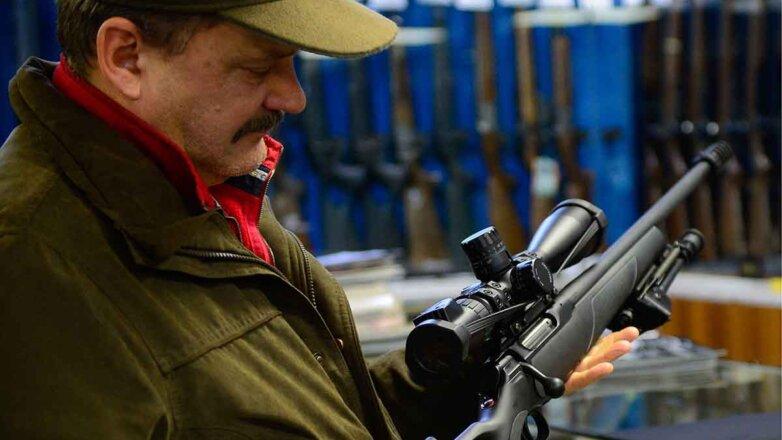 Пневматическое оружие, охотничье ружье