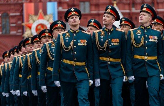 Кремль прокомментировал возможный перенос парада Победы