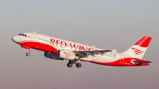 Самолет авиакомпании Red Wings из-за дебошира вернулся в Домодедово