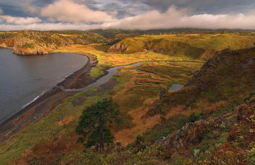Остров Шикотан, Курильские острова