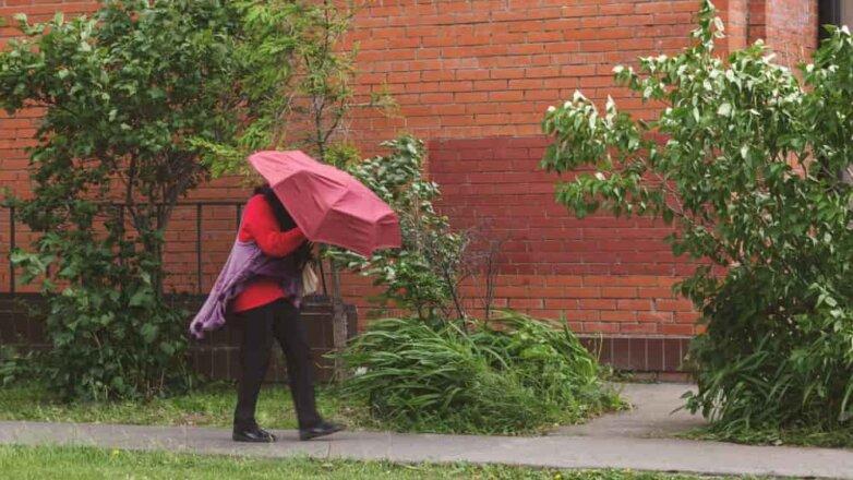 Погода ветер ураган шторм дождь зонтик лето