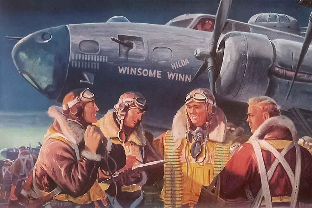 Какие песни слушали по разные линии фронтов Второй мировой войны