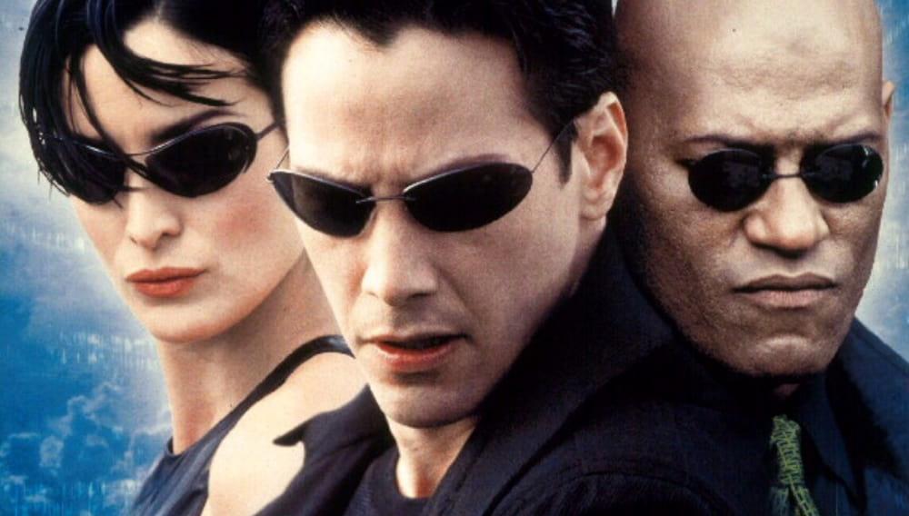 Постер фильма «Матрица»