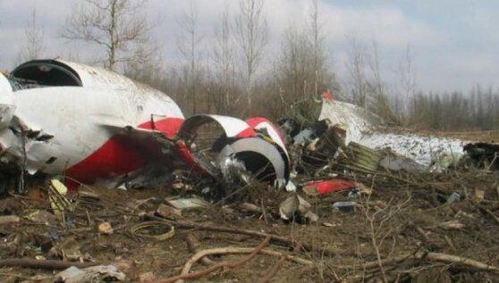 В СК подтвердили причину крушения самолета президента Польши Качиньского