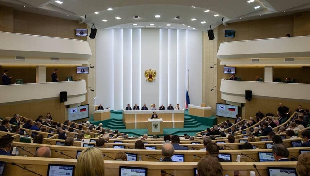 Сенаторы одобрили закон о «заморозке» накопительной части пенсии