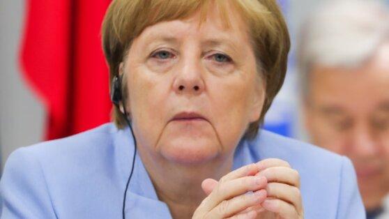 Ангела Меркель встретилась с Путиным на саммите G20