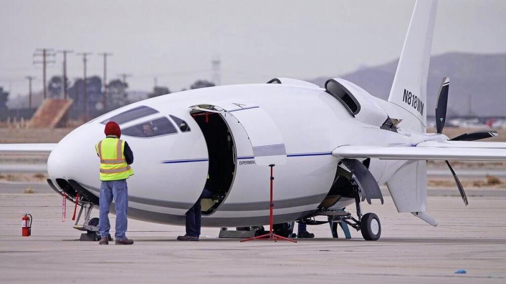 Секретный самолет Celera 500L способен изменить рынок авиауслуг