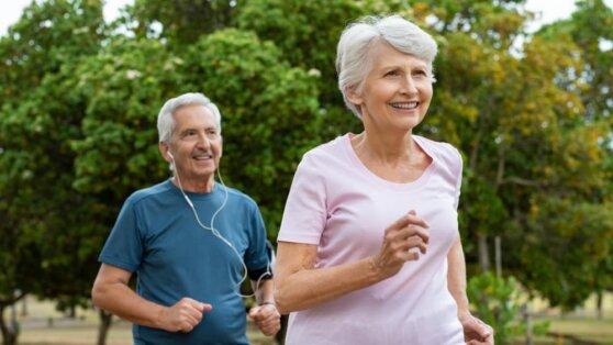 Обнаружено влияние бега на продолжительность жизни