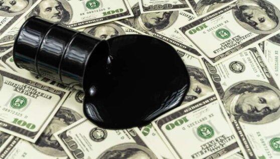Нефть марки Brent подешевела до $22 за баррель