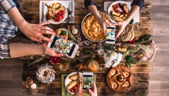 Facebook представил искусственный интеллект, создающий рецепт по фотографии блюда