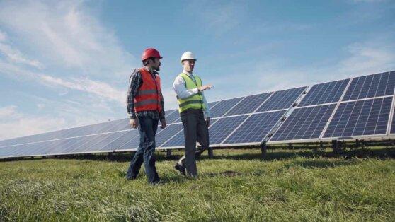 Вторую солнечную электростанцию начали строить в Бурятии