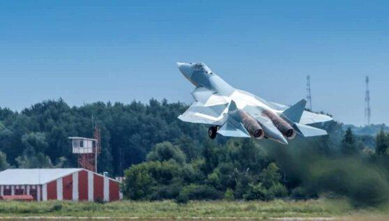 Американцы назвали топ-5 лучших российских истребителей