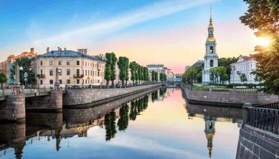 В Москве и Петербурге ожидается теплая погода с дождями и грозами