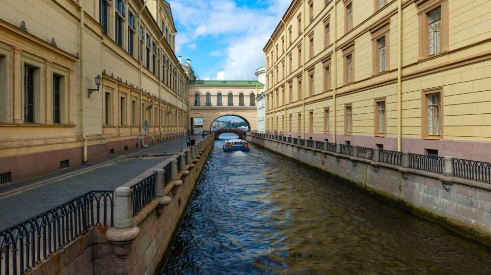 Санкт-Петербург канал