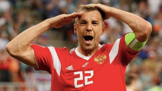 Россия установила рекорд, разгромив Сан-Марино со счетом 9:0