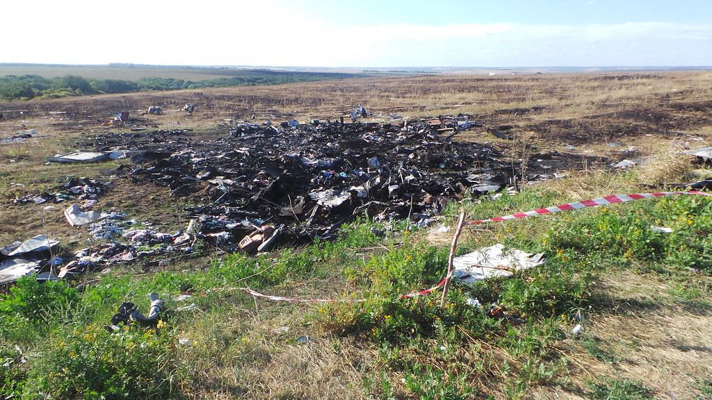 В Малайзии заявили, что Украина пыталась забрать черные ящики MH17
