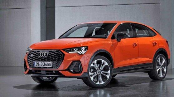 Audi рассказала о новинках для авторынка России
