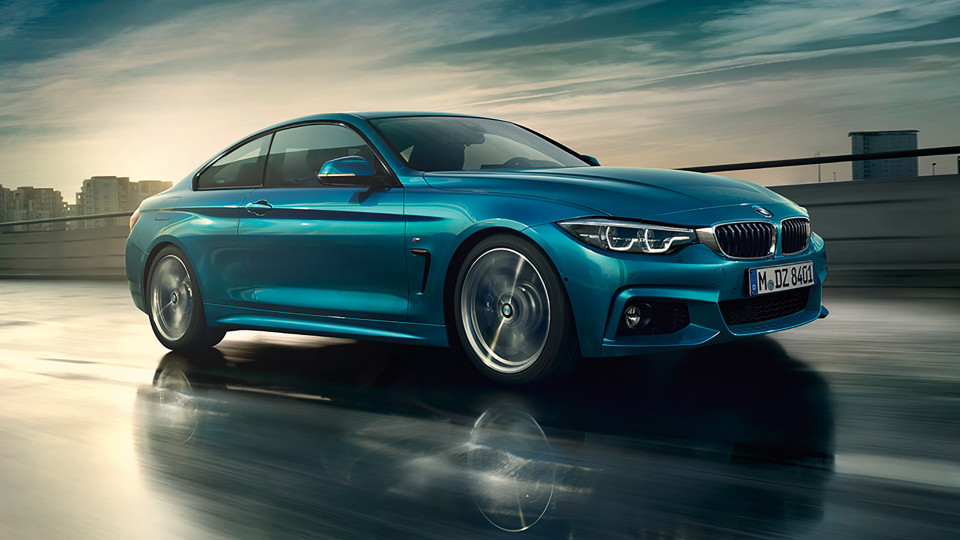 BMW работает над новым поколением 4-Series
