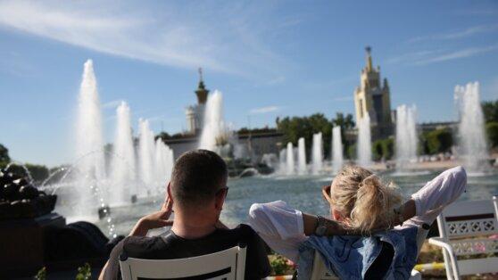 Москвичей предупредили о резком потеплении на следующей неделе