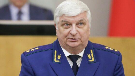 Заместитель генпрокурора Владимир Малиновский покидает свой пост