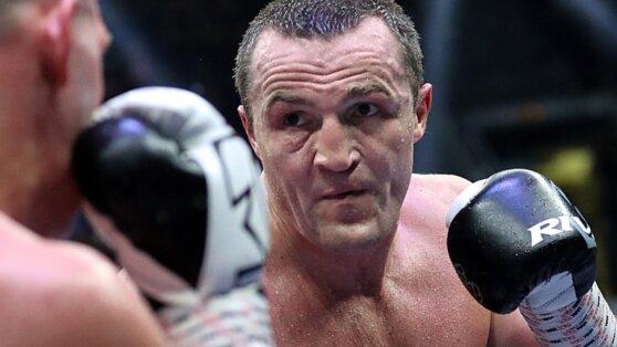 Боксер Лебедев завершил карьеру