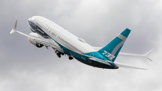 Объявлена дата тестовых полетов Boeing 737 Max