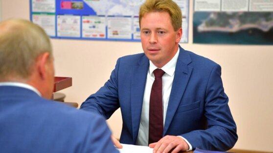 Путин освободил от должности губернатора Севастополя