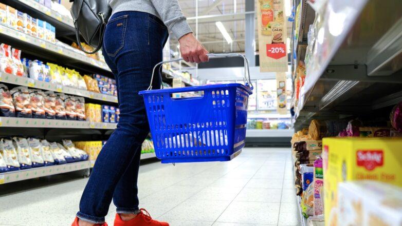 Потребительская корзина прожиточный минимум магазин супермаркет покупки