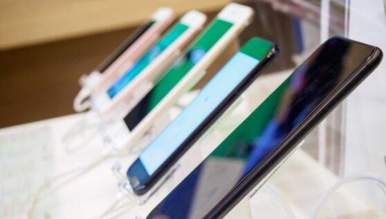 Российский рынок смартфонов потерпел убытки